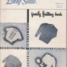 Lady Galt family knitting book Volume 11R patterns for sweaters mitts socks,etc