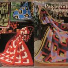 Leisure Arts 1980 Pattern Leaflet No.177 Crocheted Patchwork Afghans