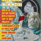 Magic Crochet Magazine Issue December 1986 Number 45