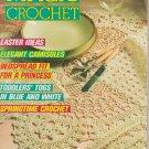 Magic Crochet Magazine Issue April 1989 Number 59