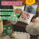 Magic Crochet Magazine Issue February 1986 Number 40