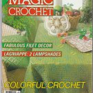 Magic Crochet Magazine Issue February 1993 Number 82