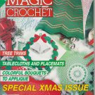 Magic Crochet Magazine Issue October 1992 Number 80