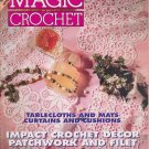 Magic Crochet Magazine Issue April 1996 Number 101