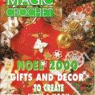 Magic Crochet Magazine Issue October 2000 Number 128