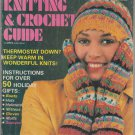 Lady's Circle Magazine Knitting & Crochet Guide Issue Winter 1977