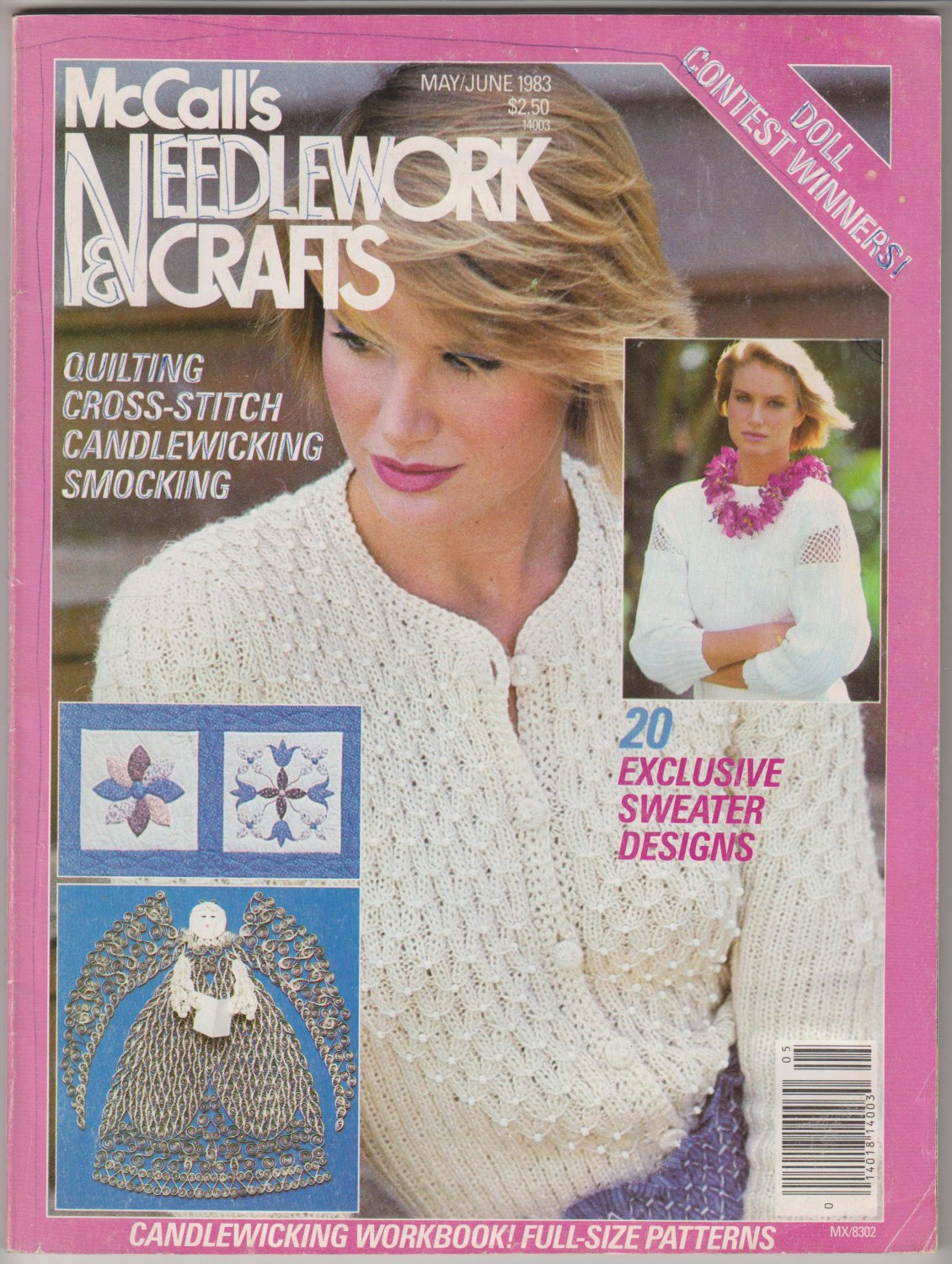 McCall's Needlework & Crafts May/June 1983