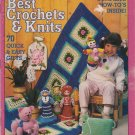 McCall's All the Best Crochets & Knits Vol. 12 December 1984 Magazine Issue