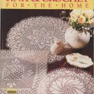 McCall's Design Ideas Knit & Crochet For The Home Vol. 31 April 1988