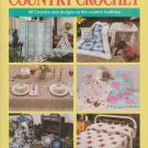 McCall's Country Crochet Magazine Vol.7 June 1988