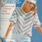 Brunswick 1982 Knitting Pattern Volume 832 Cotton Coolers