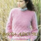 Thorobred Scheepjeswol Angora-Alpaca-Silk Knitting Book No. 3