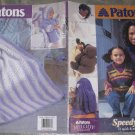 Patons Speedy Knits 1999 Knitting Pattern Booklet #929M