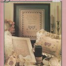 Leisure Arts 1994 Cross Stitch Pattern Leaflet 2650 Love One Another