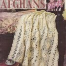 Leisure Arts 2000 Crochet Pattern Leaflet #3200 Quiet Moments Afghans