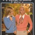 Bucilla 1978 Knitting Pattern Vol.48 The Versatiles - 5 sweater designs