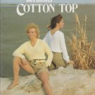 Patons Susan Bates Cotton Top 1983 Knitting Pattern Booklet No.17635