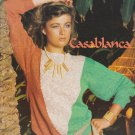 Brunswick 1984 Knitting Pattern Booklet Volume 851 Casablanca