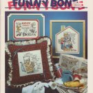 Stoney Creek Tickle Your Funny Bone 1989 Cross Stitch Pattern Book 64