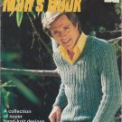 Patons 1982 Man's Book 218 Knitting Pattern Booklet