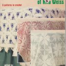 American School Of Needlework 1986 Crochet BK#1039 Favorite Bedspreads of Rita Weiss