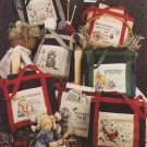 Stoney Creek 1991 Cross Stitch Pattern Leaflet #39 Bag It