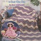 ASN Learn To Crochet In Just One Day by Jean Leinhauser Right-Handed Version
