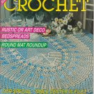 Decorative Crochet Magazine Issue May 1991 Number 21