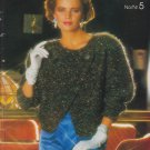 Novita Of Finland Knitting Pattern Book No.5