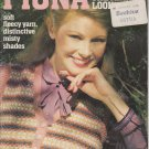 Patons Fiona For The Sheland Look 1980 Knitting Pattern Booklet #228