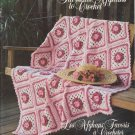 Patons Favourite Afghans To Crochet 1993 Pattern Book #568EE