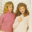 Patons Diana 1983 Knitting Pattern #449
