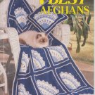 Hooked On Crochet 1991 Supplement Pattern Booklet 7 Best Afghans #911504