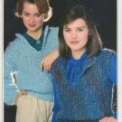 Patons Hurry Knits quick 'n easy Knitting Pattern #1019 Casual Condos