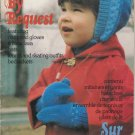 Patons Beehive By Request 1980 Knitting and Crochet  Pattern Book #430