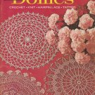 Coats & Clark's Vintage Knit and Crochet Pattern Book No. 197 Priscilla Doilies