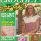 The Big Book Of Crochet 1986 Magazine Issue Vol.3 No.1