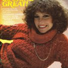 Patons Vintage Knitting/Crochet Pattern Book 1978 Beehive Book No.503 Looking Great!