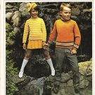 Bonnie Knits by Lady Galt 1970 Knitting Pattern Book Volume 38