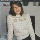 Bucilla 1983 Knitting Pattern Booklet Volume 73 Gentle Looks