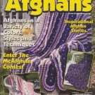 Crochet Fantasy Afghans Magazine Issue February 2001 Number 147
