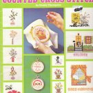 Leisure Arts 1975 Leaflet 52 Teach Yourself Counted Cross Stitch