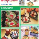 Quick Count Plastic Canvas Projects Coaster Sets Pattern Booklet #3053026
