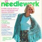 Lynn Brooks Needlework Magazine Summer 1977  Knit and Crochet