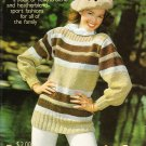 Brunswick Heatherblends 1981 Knitting and Crochet Pattern Booklet vol. 818