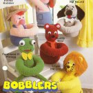 Annie's Attic Bobblers 1983 Crochet Pattern #87B40