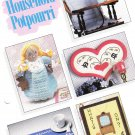 Annie's Attic 1987 Pattern Household Potpourri #8S001