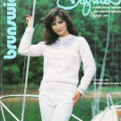 Brunswick Softies 1981 Knitting Pattern Booklet Volume 819