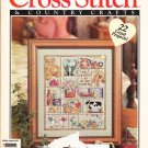 Cross Stitch & Country Crafts May June 1993 Magazine Issue Vol.VIII No. 5