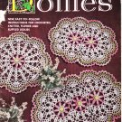 American Thread Co. 1956 Star Doily Book No. 128 Crocheted,Knitted Flower and Ruffled Doilies